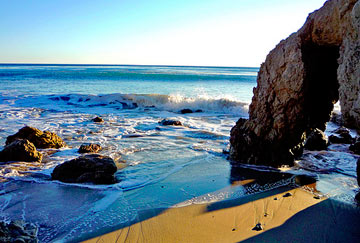 playa El Matador Beach