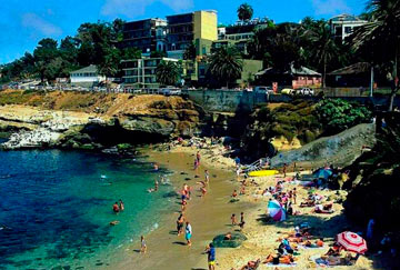 playa Jolla Cove