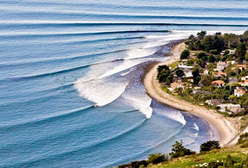 Playas de Surf